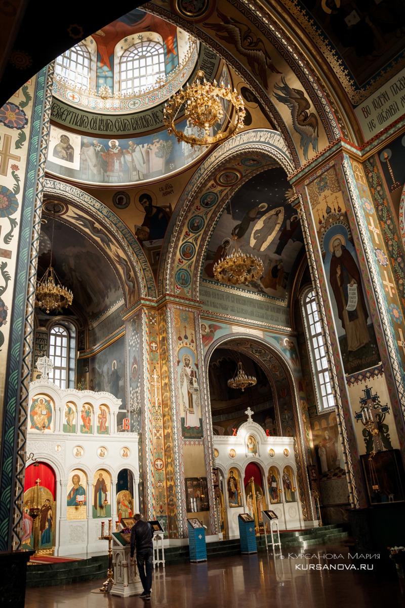 Приход церквей в честь Смоленской и Владимирской икон Божией Матери Нижний Новгород