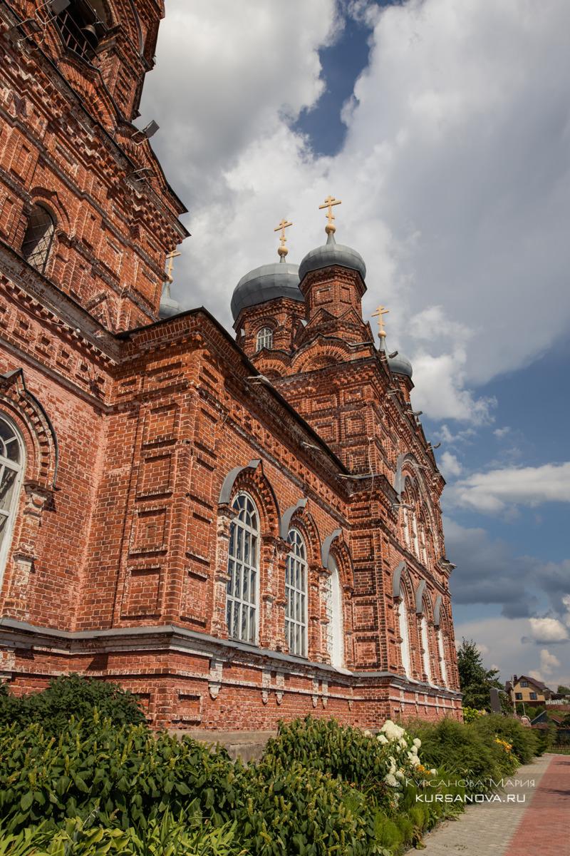 Церковь Николая Чудотворца в Решетихе