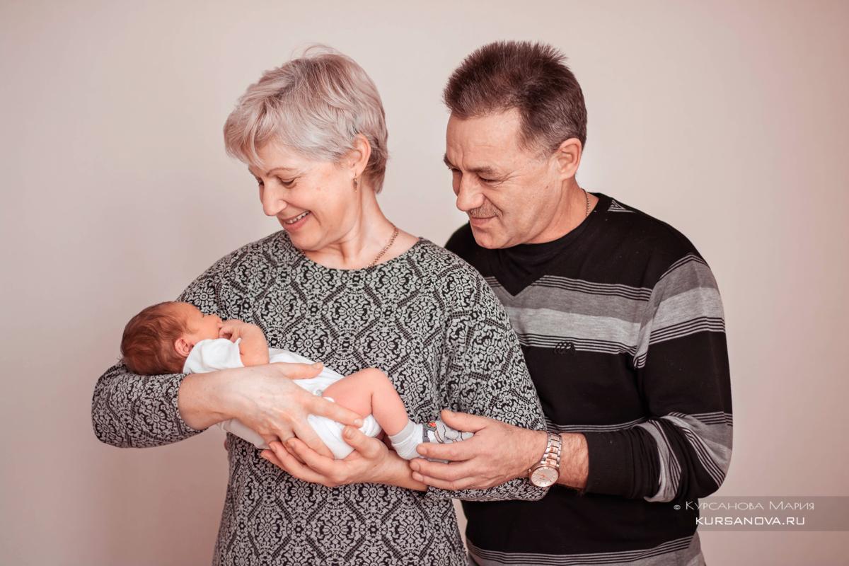 Съёмка новорождённых детей у Вас дома NewBorn