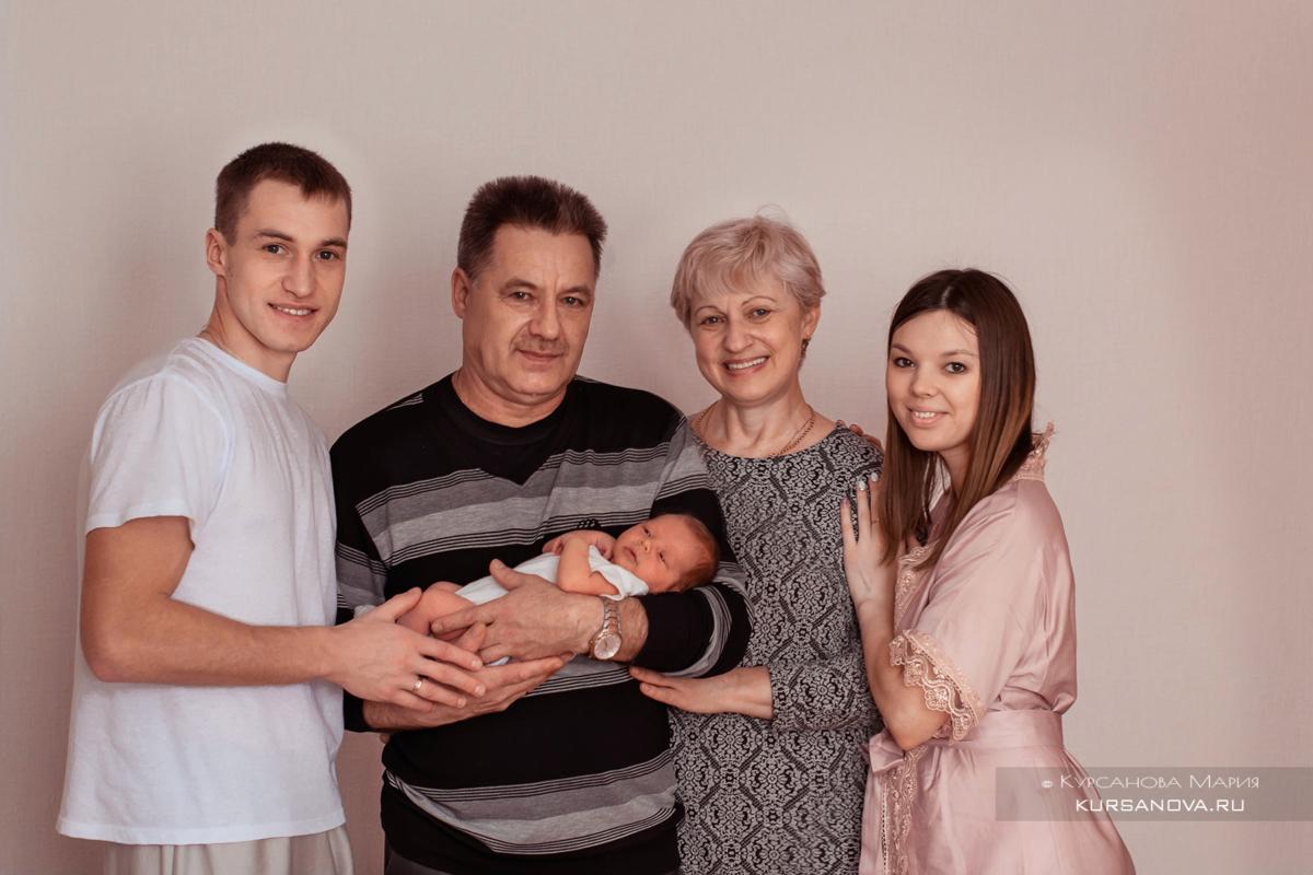 Съёмка новорождённых NewBorn
