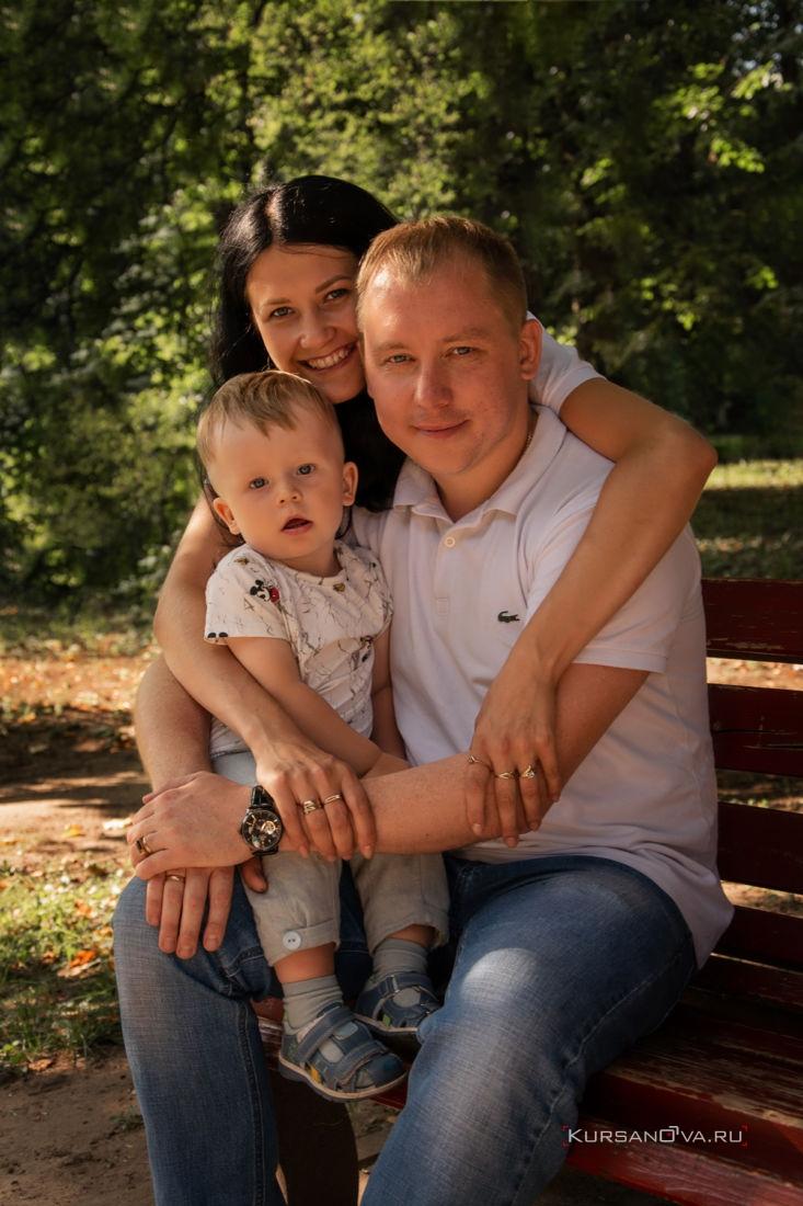 заказать семейную фотосессию в парке в Нижнем Новгороде