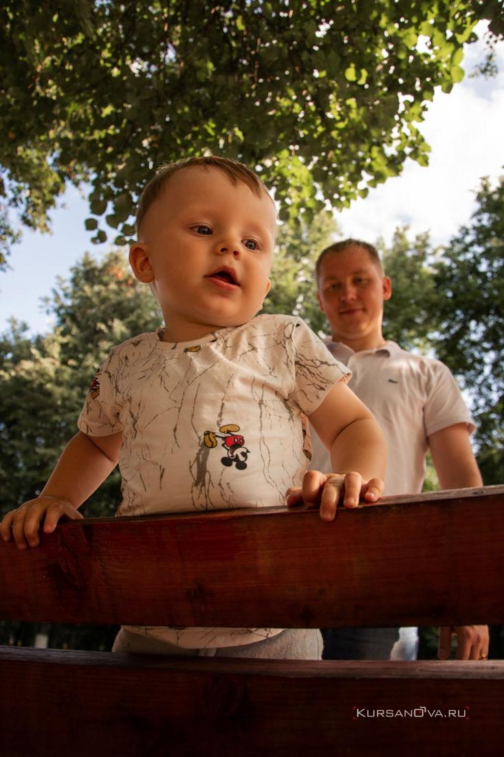 заказать семейную фотосессию в парке прогулочная фотосессия