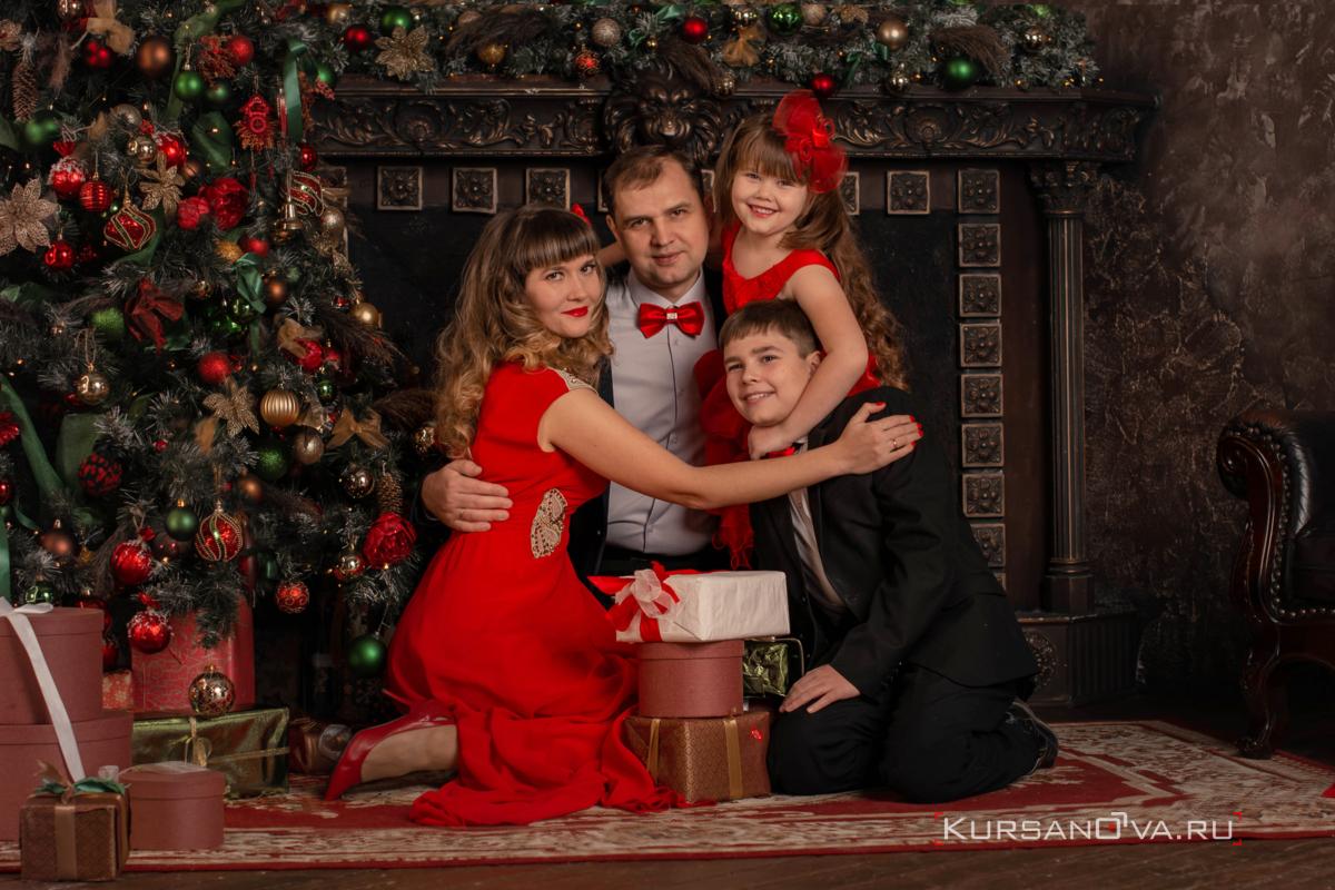 Семейная фотосессия в Нижнем Новгороде. Семья на фотосессии.