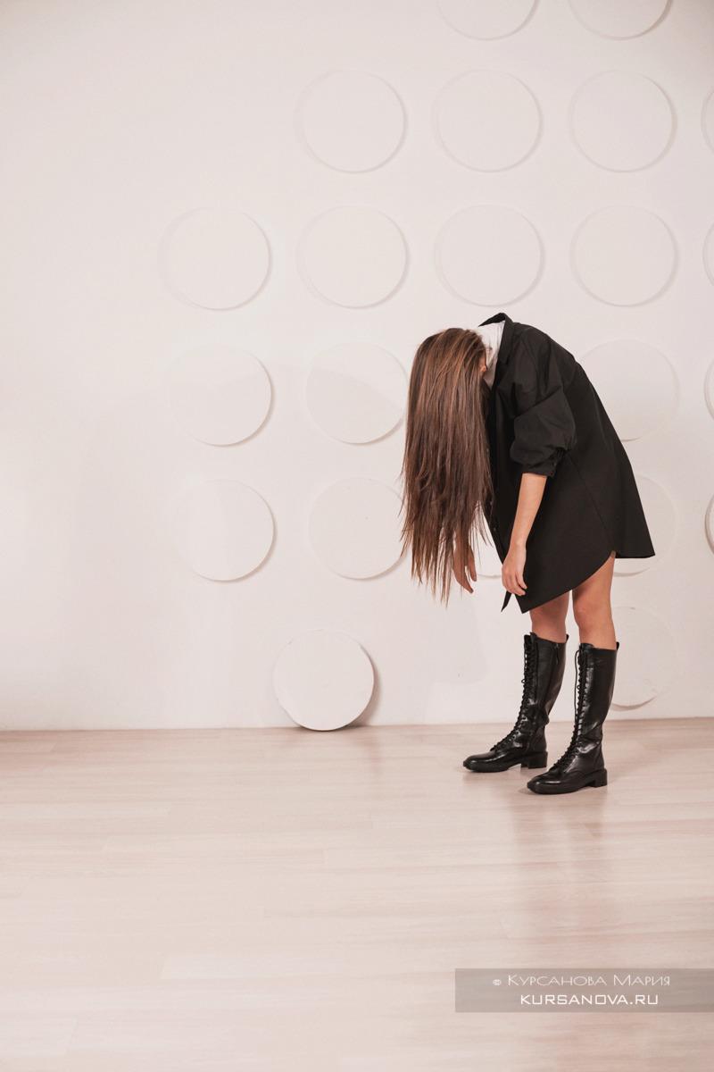 Фотосъемка девушек в студии