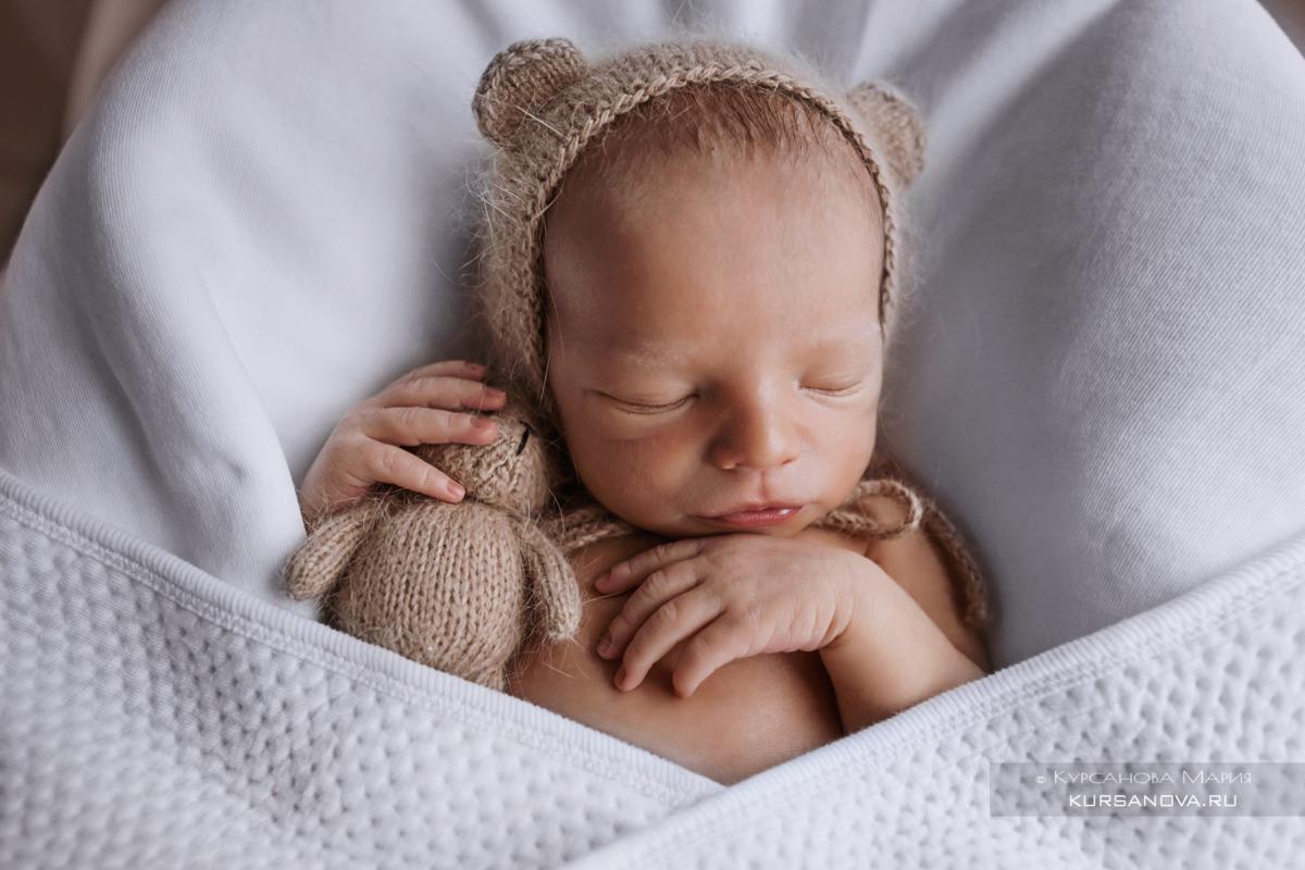 Фоотсессия новорожденныйх малышей