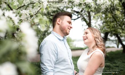 Фотосессия love story перед свадьбой. Лав стори фотосессия в Нижнем Новгороде.