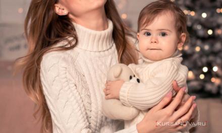 Семейная фотосессия Яна с любимой дочкой